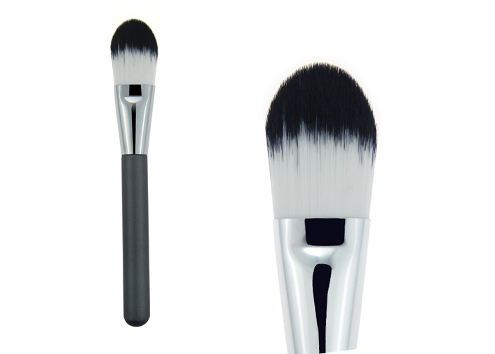 Tongue Shaped Lightweight Eyeshadow Blending Brushes With Synthetic Hair